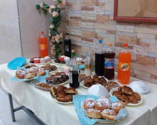 מסיבת חנוכה